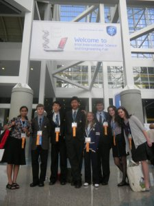 ISEF Group Pic